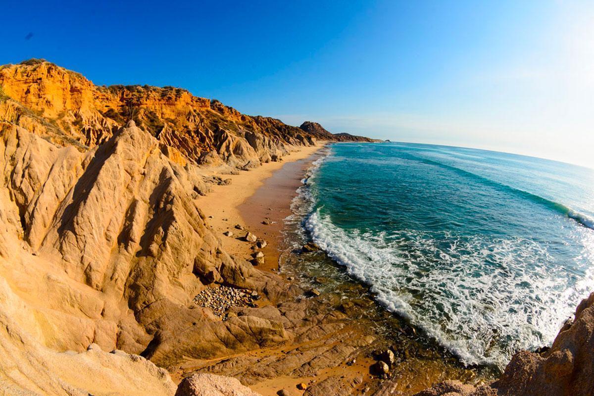 """Résultat de recherche d'images pour """"mexique plage ton orangé"""""""